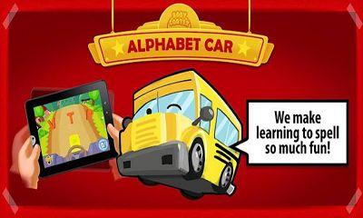 Arcade Alphabet Car für das Smartphone