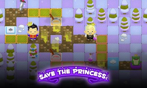 Save the princess Symbol