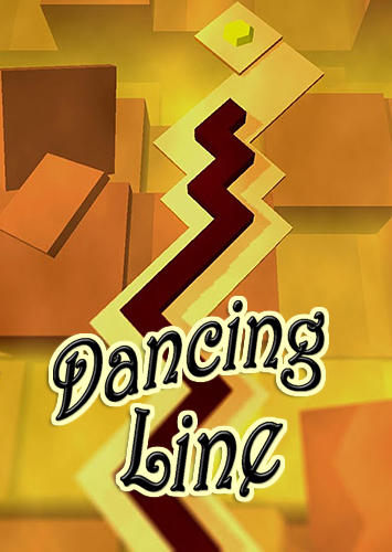 скріншот Dancing line