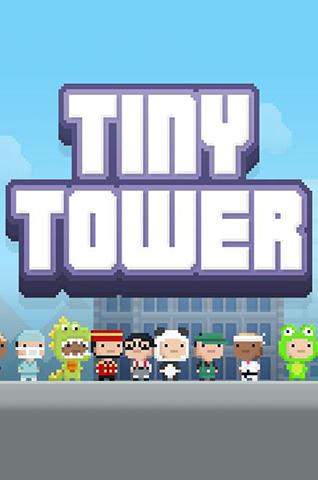 Tiny tower Screenshot