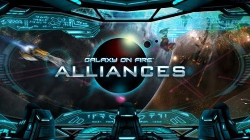 logo Galaxie im Feuer - Allianzen