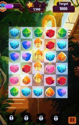 Jungle cubes pour Android