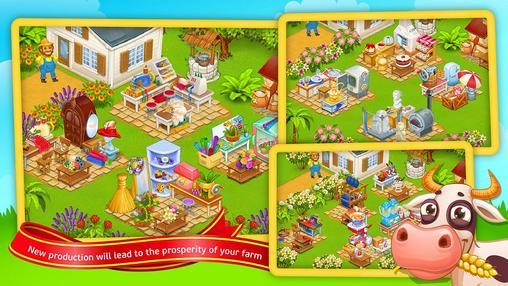 Farm town 2: Hay stack для Android