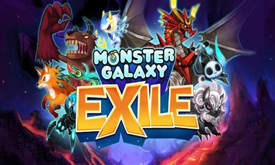 Monster Galaxy Exile Screenshot