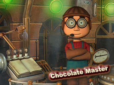 logo Les Histoires d'Enfants:le Maître Chocolatier