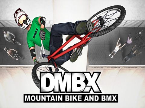 logo DMBX 2.5 - Mountain Bike and BMX