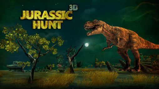 Jurassic hunt 3D Symbol