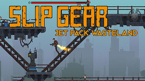 Slip gear: Jet pack wasteland Screenshot