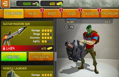 Respawnables for iPhone for free
