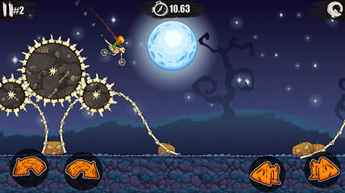 Moto X3M: Bike race game for Android