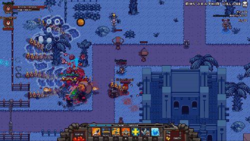 Juegos con multijugador: descarga Asedio de los héroes: Versión de Bolsillo a tu teléfono