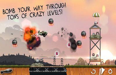 Arcade-Spiele: Lade Baa Baa Bomber auf dein Handy herunter