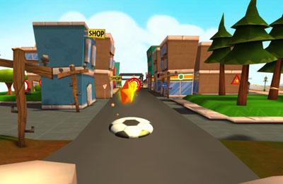 Frisbee werfen 2 für iPhone