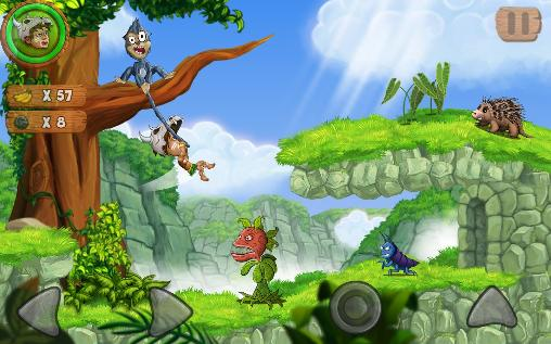 Jungle adventures 2 für Android