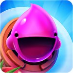 Juicy jelly barrel blast icon
