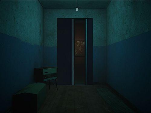 Der geheime Aufzug auf Deutsch