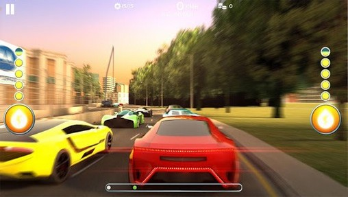 Racing 3D: Asphalt real tracks pour Android