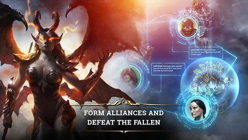 RPG-Spiele: Lade Himmelskriege: Aufstieg Archons auf dein Handy herunter