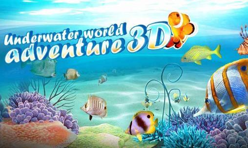 Underwater world adventure 3D Screenshot