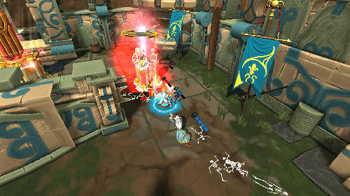 RPG-Spiele Paragon kingdom: Arena für das Smartphone