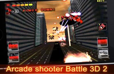 3D Schlacht 2: Eiserner Schlag auf Deutsch