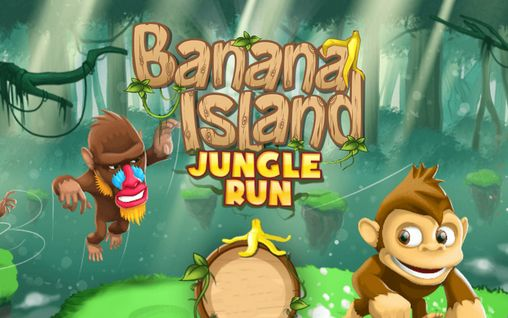 Banana island: Jungle run Symbol