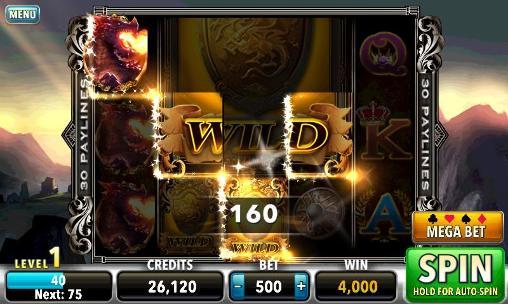 Lucky dragons: Slots para Android