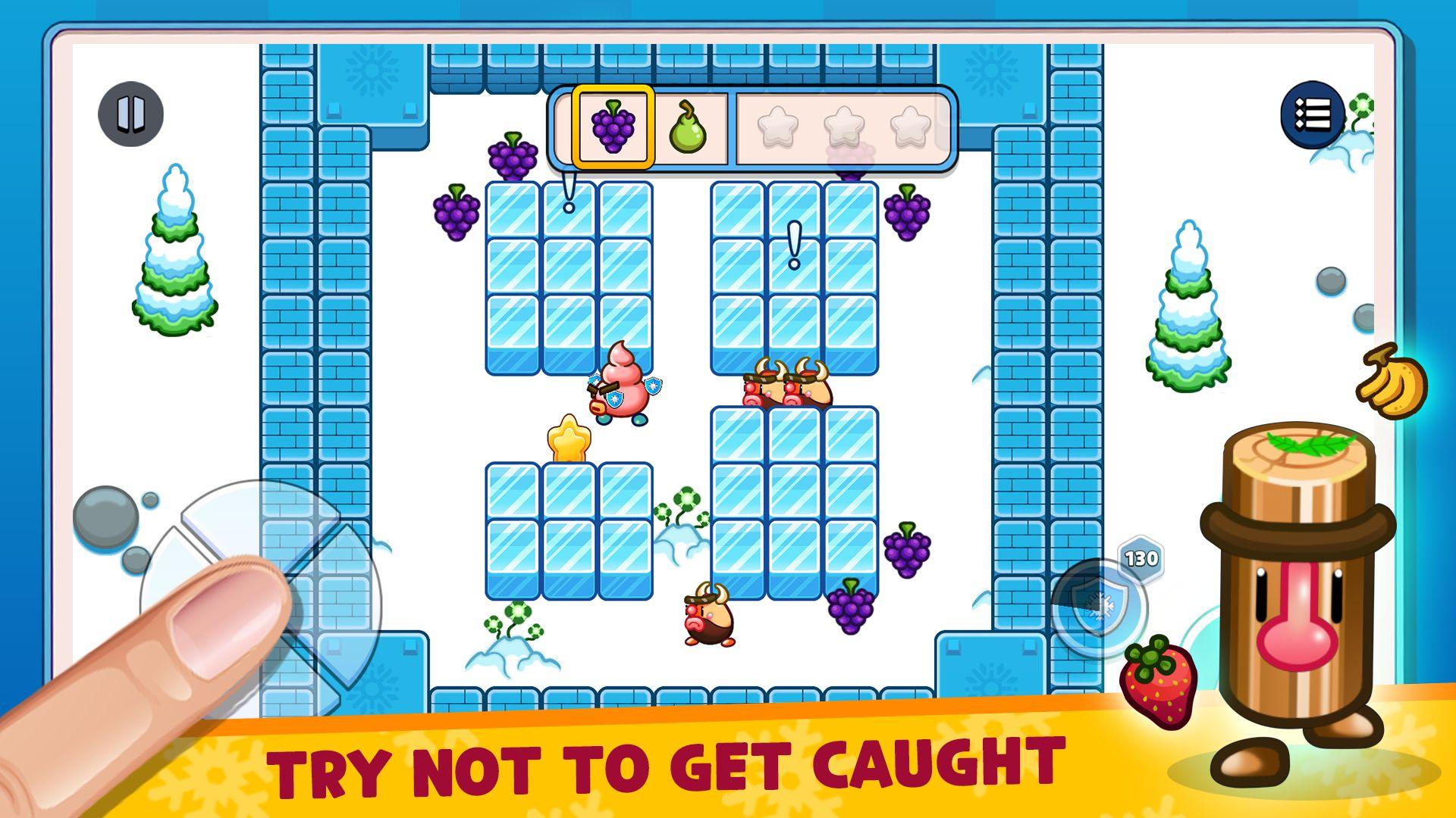 Fruit Ice Cream 2 - Ice cream war Maze Game для Android
