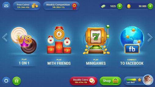 Checkers: Saga für Android