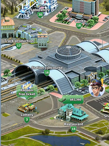 Rail nation for Android