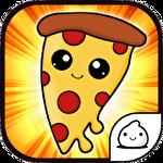 Pizza evolution: Flip clicker Symbol