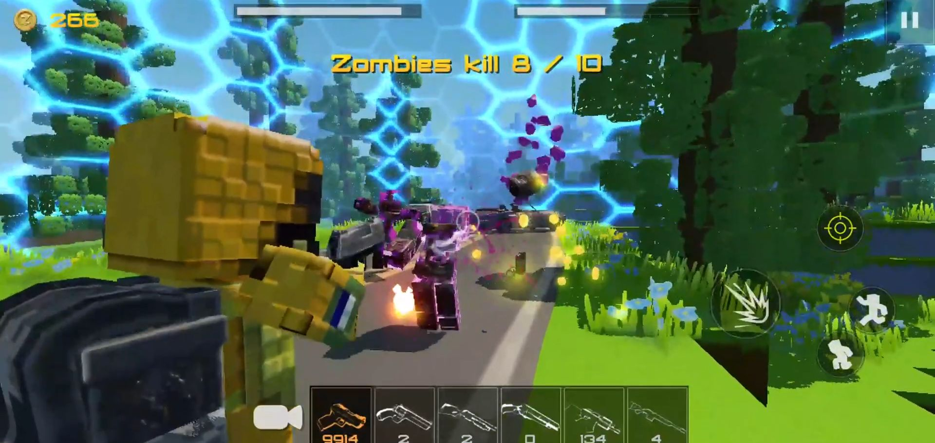 Huntercraft screenshot 1