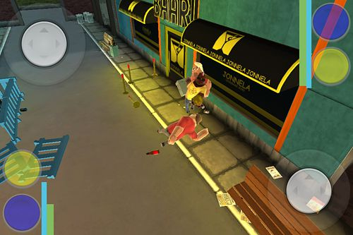 Drunk-fu: Wasted masters für Android