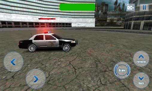 Cop duty: Simulator 3D Screenshot