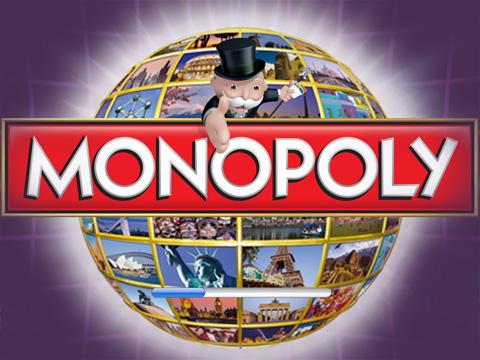 logo Monopoly aquí y ahora: Edición mundial