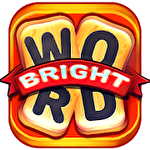 Word bright: Word puzzle game for your brain Symbol