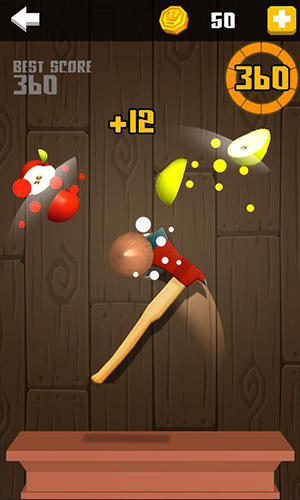 Knife flip for Android
