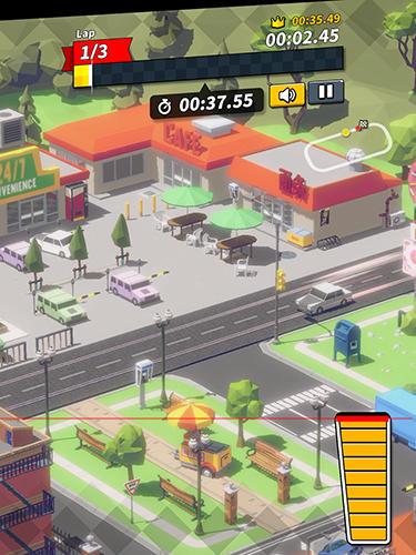 Onslot car Screenshot