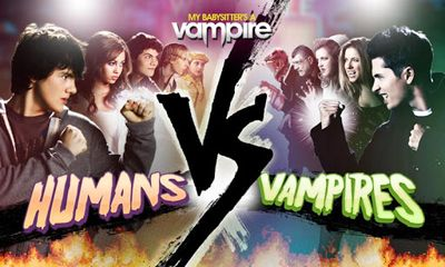 Humans VS Vampires Screenshot