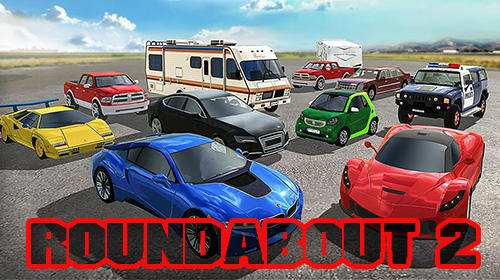 Roundabout 2: A real city driving parking sim скриншот 1