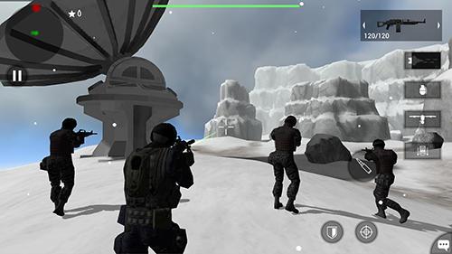 FPS-Spiele Earth protect squad auf Deutsch
