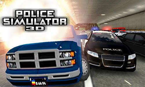 Police simulator 3D скриншот 1