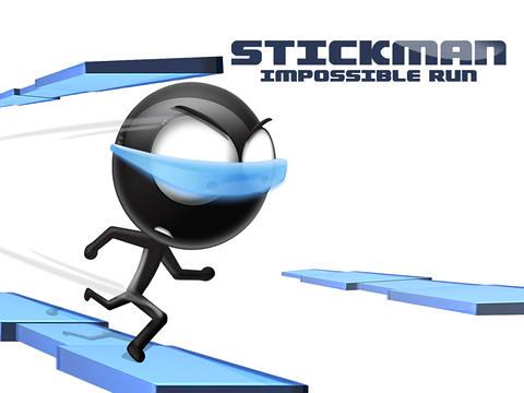 логотип Стикмэн: Невозможный бег