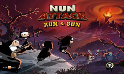 Nun Attack Run & Gun Screenshot