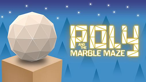 Poly and the marble maze скриншот 1