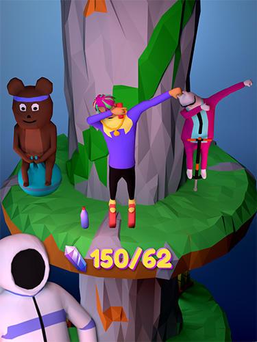 Arcade-Spiele Esskeetit jump für das Smartphone