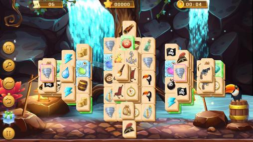 Mahjong master by Shen mahjong solitaire captura de pantalla 1