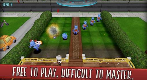 Get off my lawn! für Android