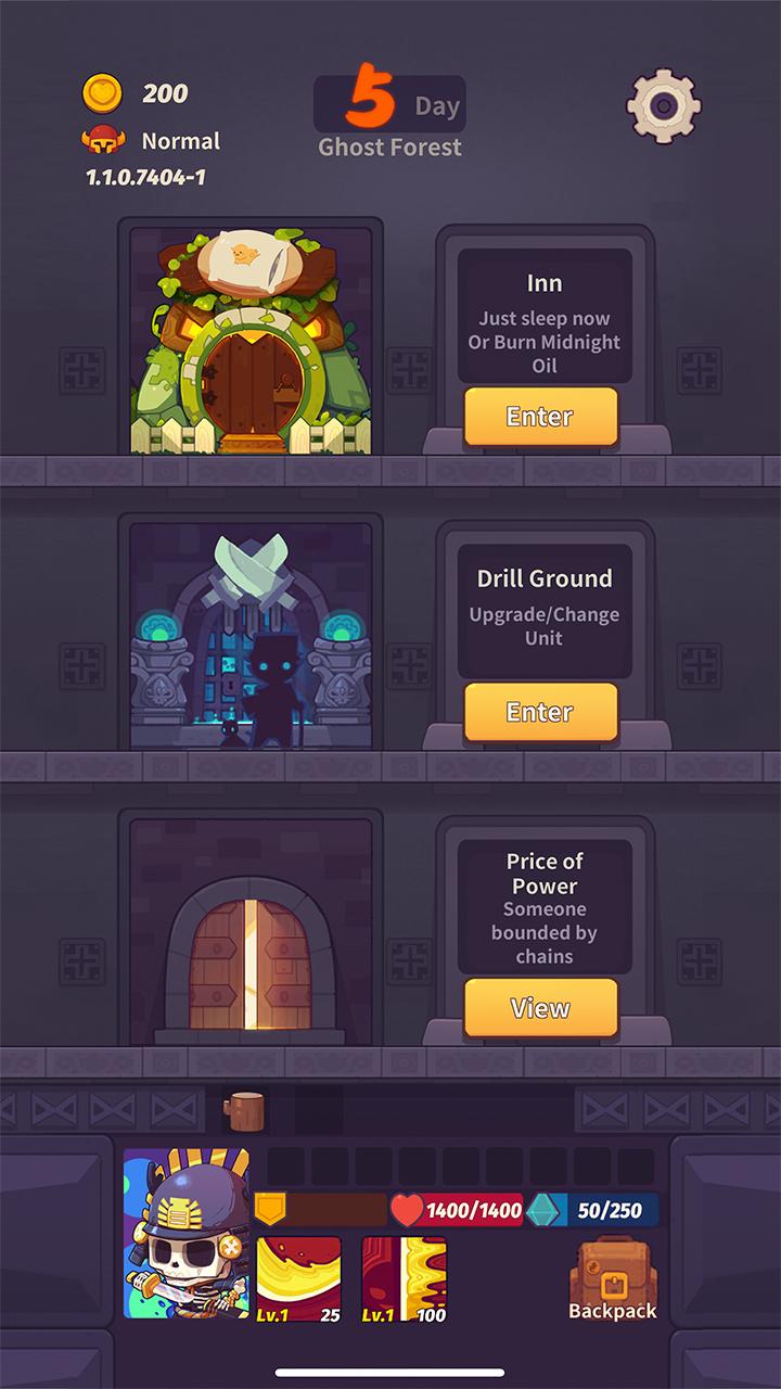 Million Dungeon captura de tela 1