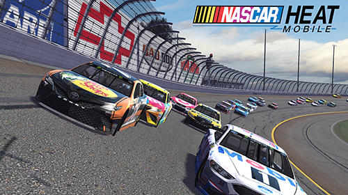 NASCAR heat mobile capturas de pantalla